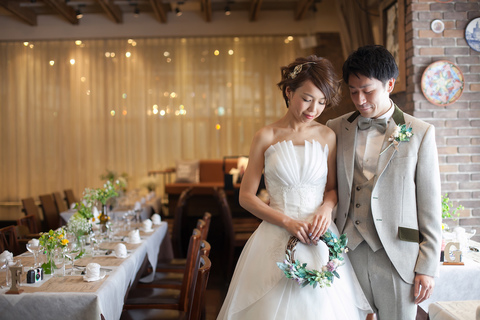 大阪,梅田,会費制結婚式,1.5次会
