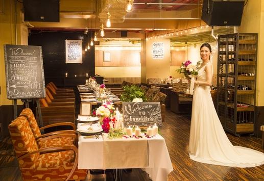 大阪,会費制の結婚式,15次会,少人数結婚式,梅田