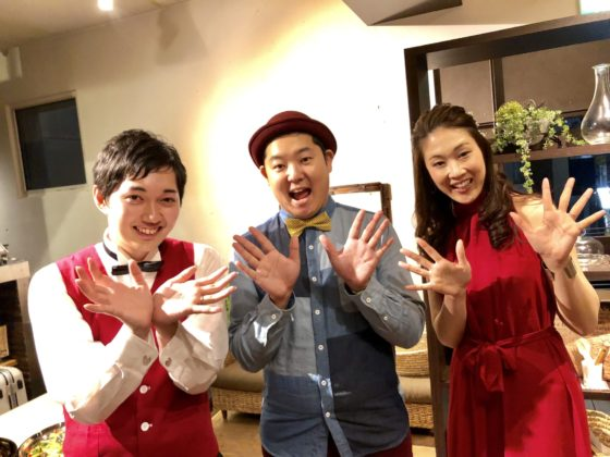 大阪,会費制の結婚式,15次会,少人数結婚式