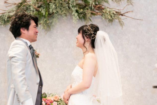 ベールダウン.とは.結婚式
