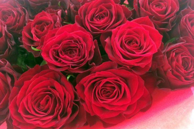結婚式.バラ.花束.意味